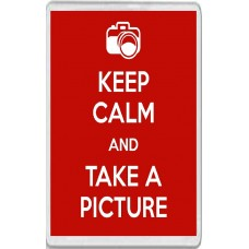 Keep Calm and Take a Picture