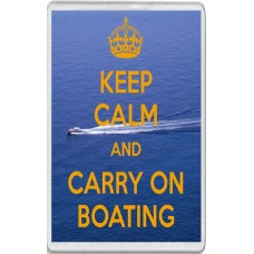 Keep Calm and Carry On Boating