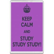 Keep Calm and Study Study Study!