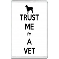 Trust me I'm a Vet