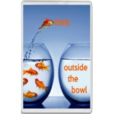 Think outside the bowl
